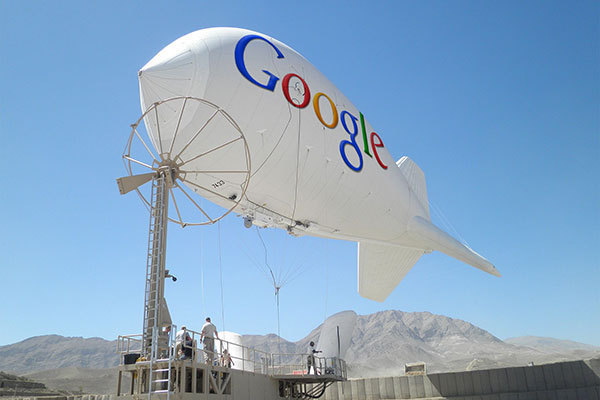 Balon Google Akan Resmi Masuk Indonesia Pada 2016