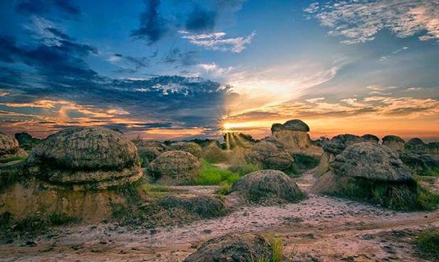 Bukit Jamur Bungah Gresik, Tujuan Wisata Saat Ini