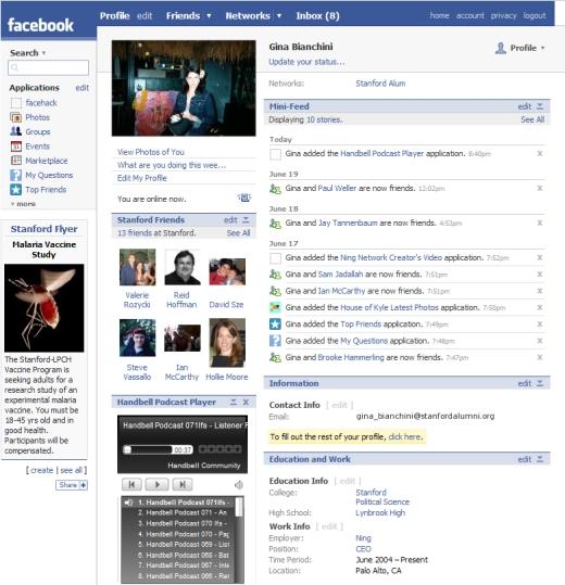 Kisah Sukses Mark Zuckerberg