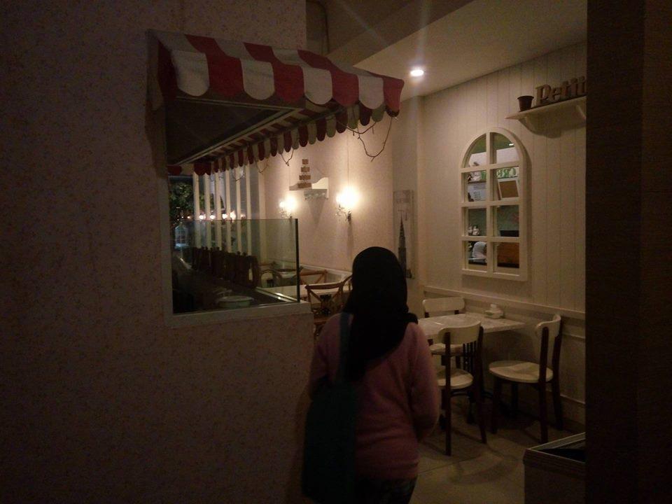 la ricchi ice cream surabaya lantai bawah