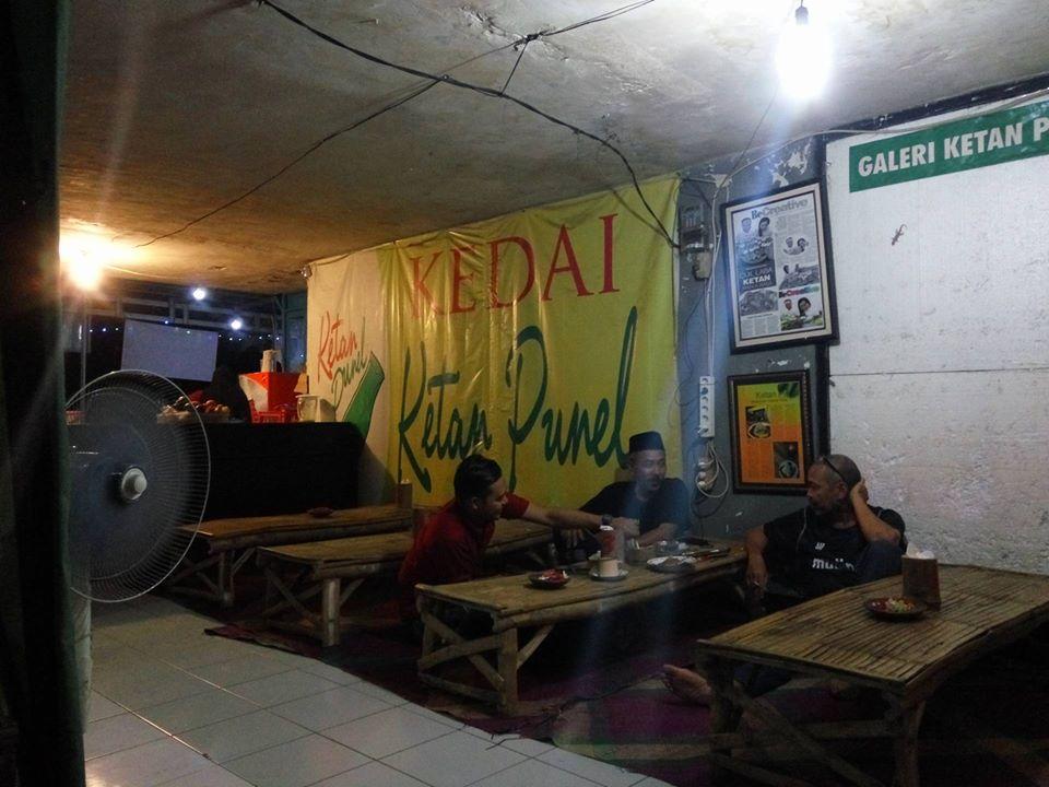Lokasi Kedai Ketan Punel Surabaya