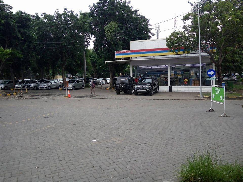 Perjalanan Kereta Api Stasiun Pasar Turi ke Stasiun Bandung