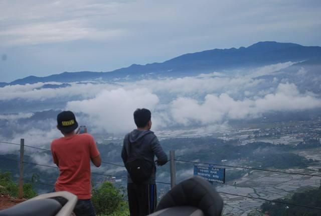 Menikmati Kopi Toraja di Kampung Lolai 'Negeri di Atas Awan'