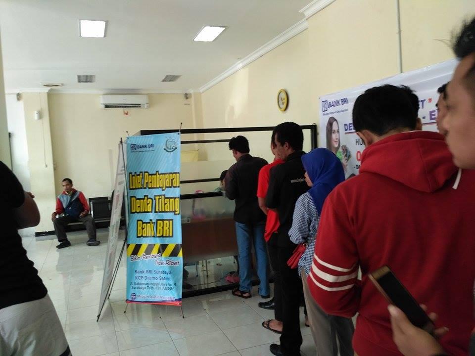 Urus Tilang di Surabaya Tak Pakai Sidang