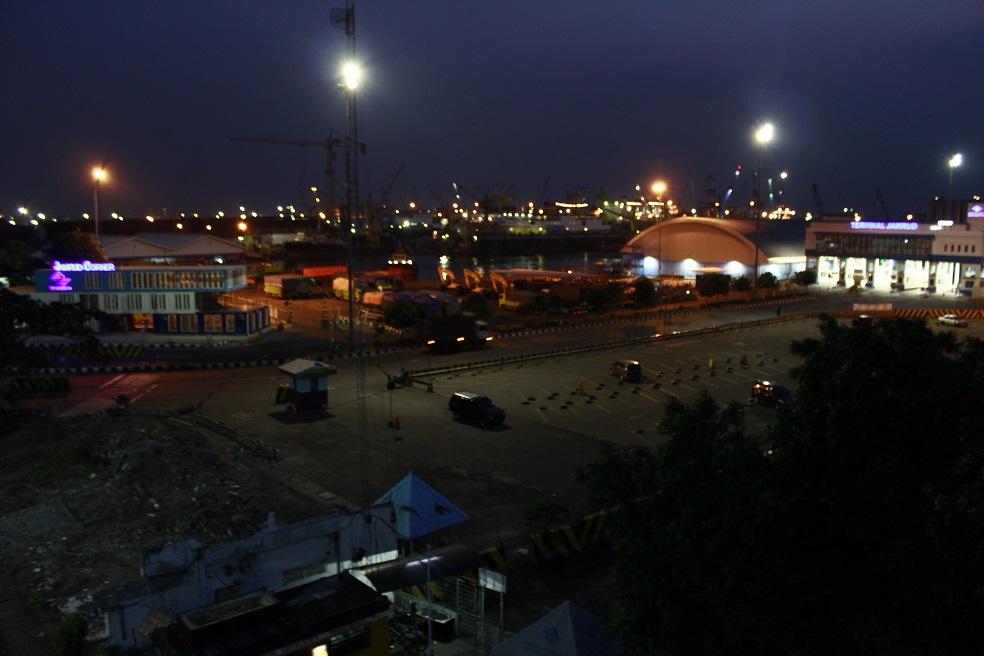 Pelabuhan Tanjung Perak Surabaya North Quay