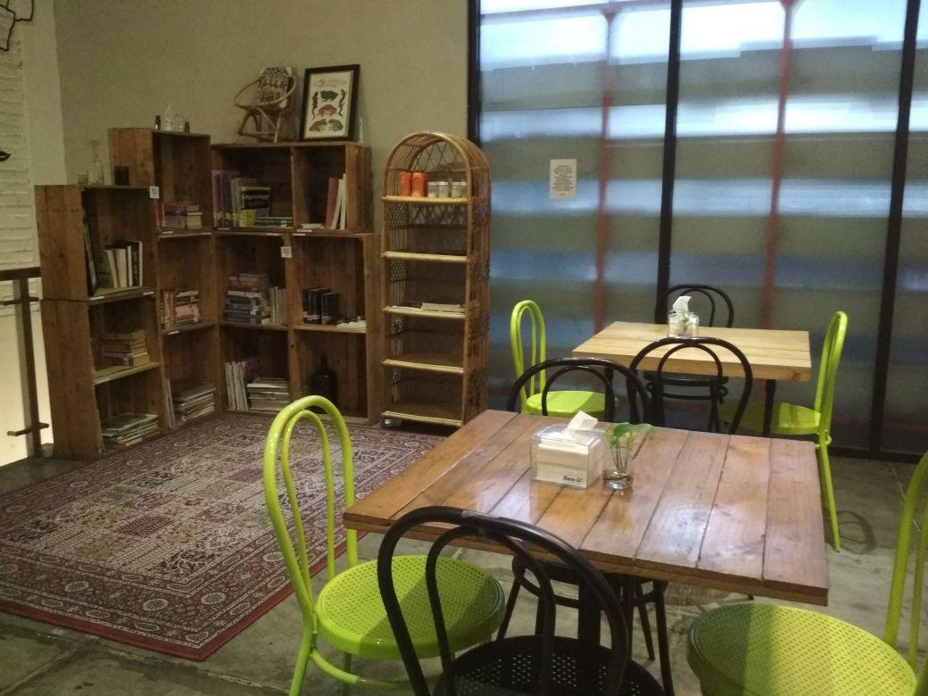 Libreria Eatery Cafe