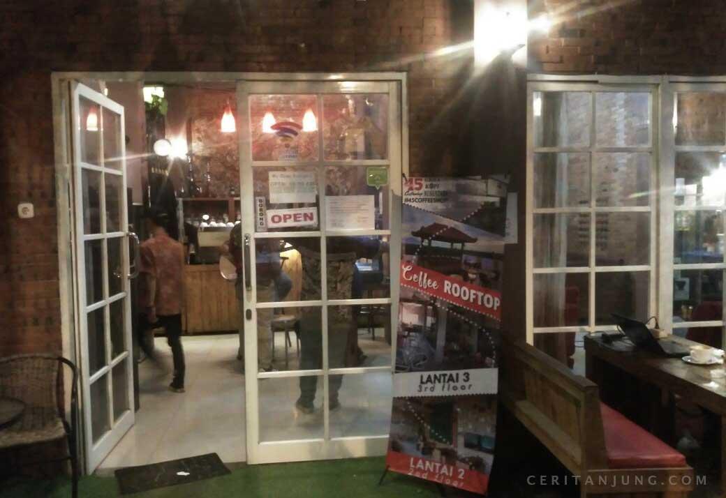 45 Coffeshop Graha Kopi Nusantara Sukodono Sidoarjo