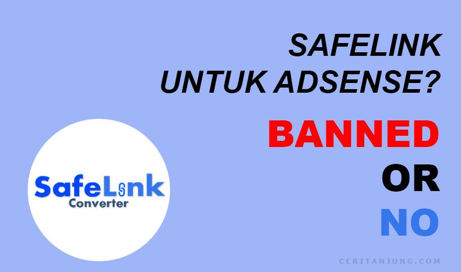 Mau Daftar Safe Link Converter untuk Adsense? Sebaiknya Baca ini Dulu
