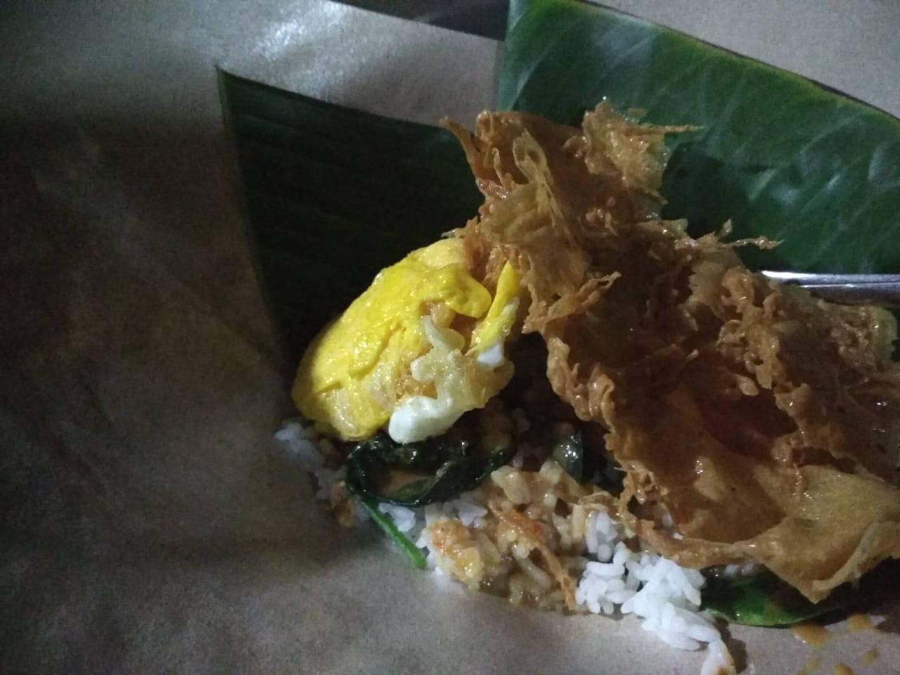 Nasi Pecel Pincuk Rekomendasi Makanan Sahur