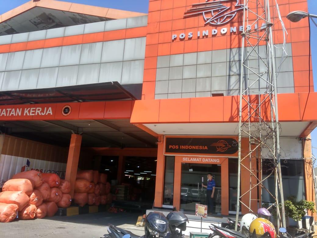 kantor pos pusat juanda surabaya