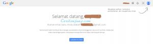 Cara Membuat Email Baru di Gmail Lengkap