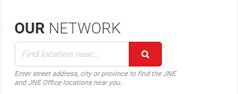 our network jne