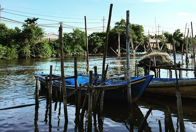 Melihat Keindahan Pulau Galang Sambil Menikmati Simping