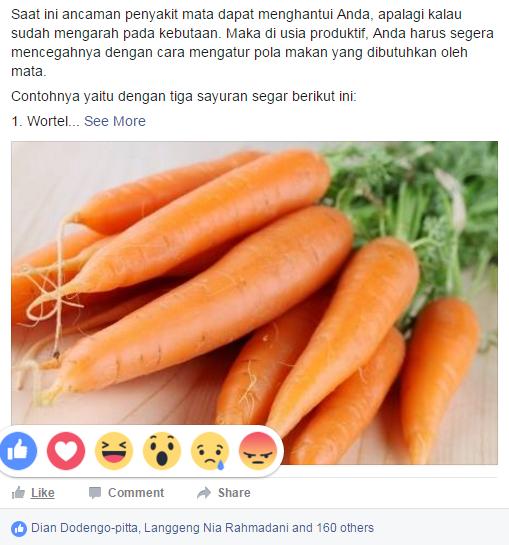 Facebook Update Fitur Ekspresi Baru
