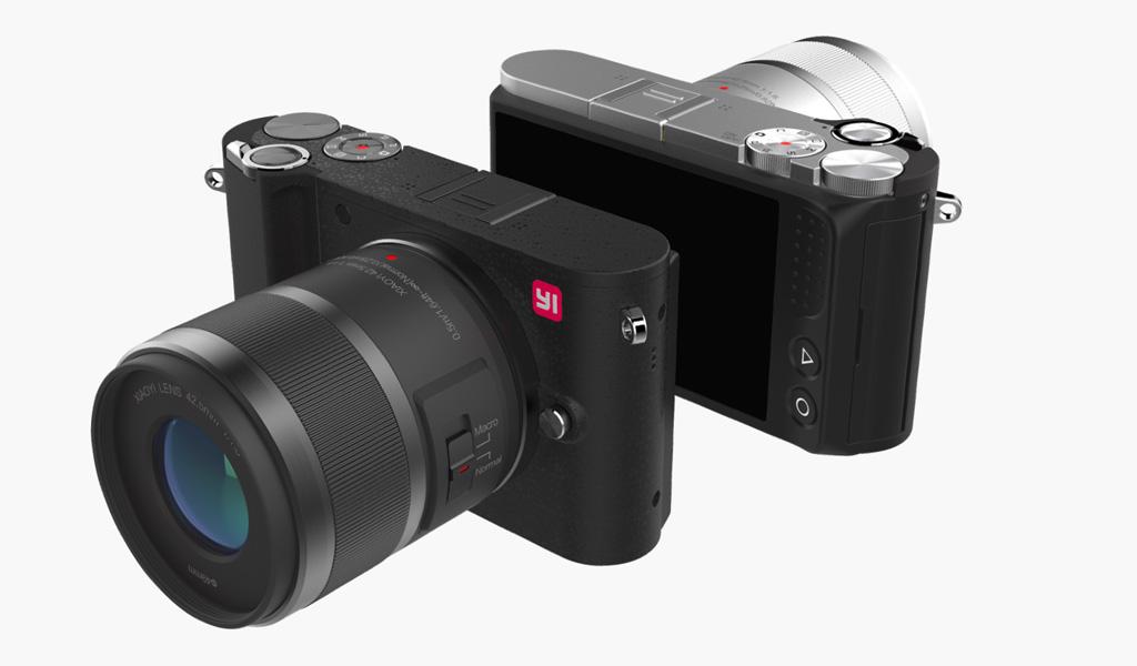 Xiaomi Luncurkan Kamera Mirrorless dengan Seri Yi M1