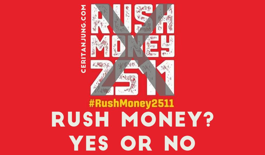 Aksi Rush Money dan Dampak yang Ditimbulkan