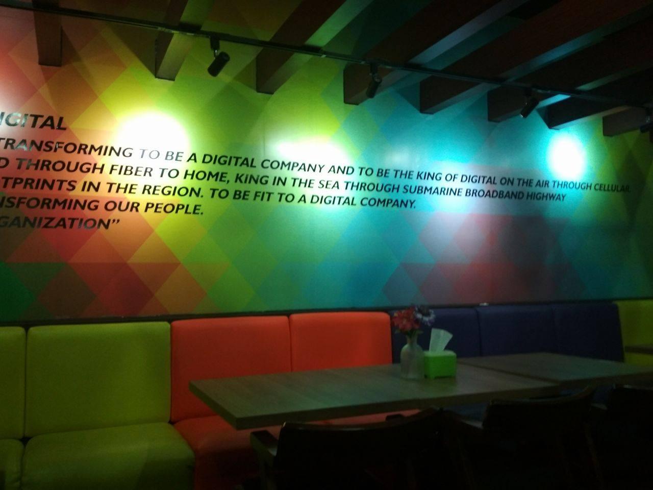 Internet Gratis Indie Cafe Ketintang Surabaya