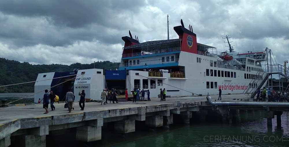 Apa Aja Sih Fasilitas Kapal Legundi Surabaya-Lombok? Simak Disini Ya