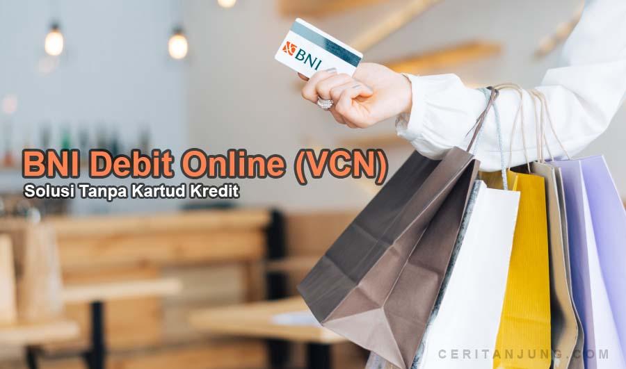 Cara Membuat VCN BNI dan SMS Banking
