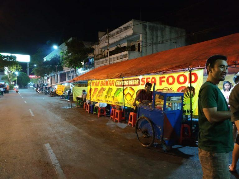 Doyan Seafood Cobain Dulu Seafood Genteng Surabaya