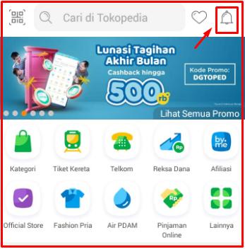 daftar tokopedia