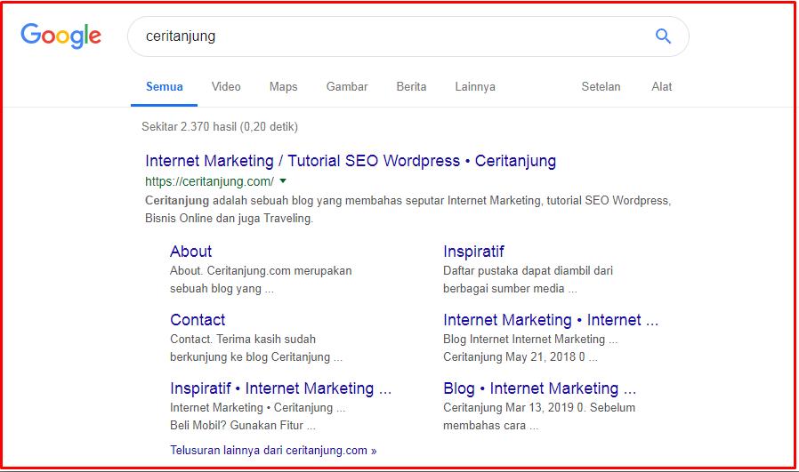 Sitelink Ceritanjung
