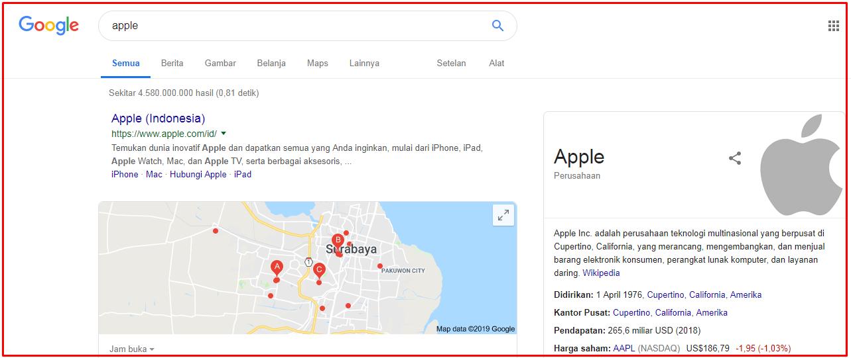 sitelink apple