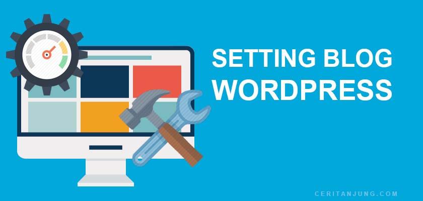 Cara Mengatur Blog di WordPress