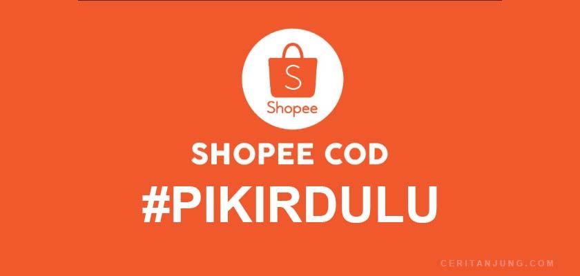 Hati-hati Sistem COD Shopee untuk Penjual