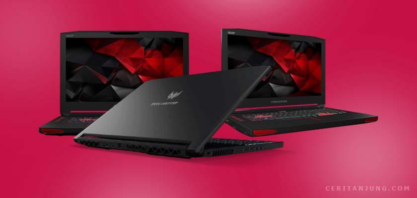 Mengenal Laptop Gaming Acer Predator