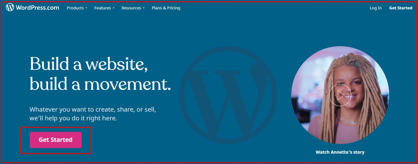 membuat website wordpress gratis