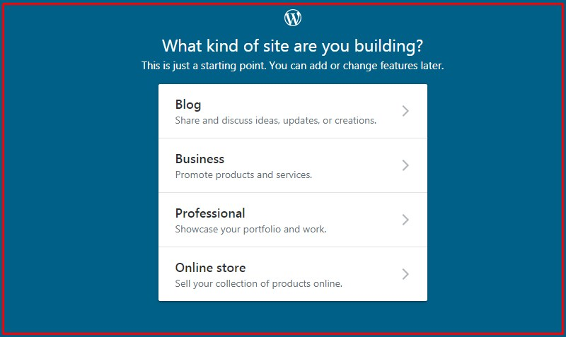 pilihan blog wordpress gratis