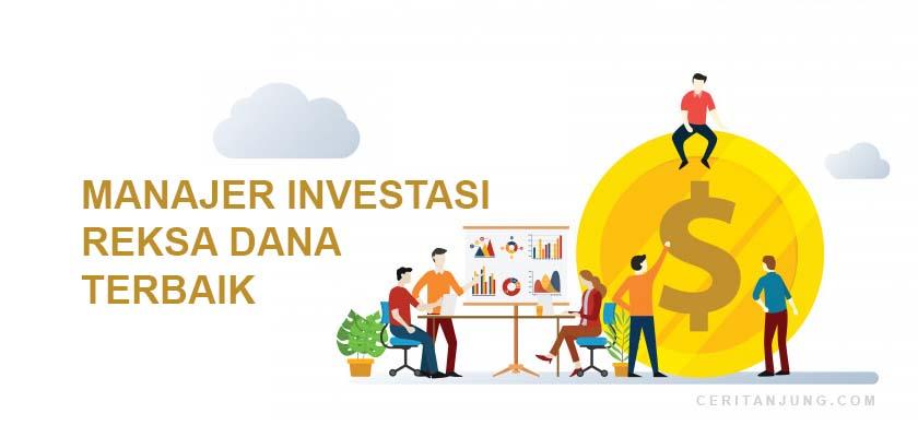 5 Daftar Manajer Investasi Reksa Dana Terbaik