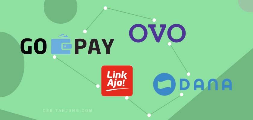 Gopay vs OVO vs Dana vs LinkAja, Mana yang Terbaik