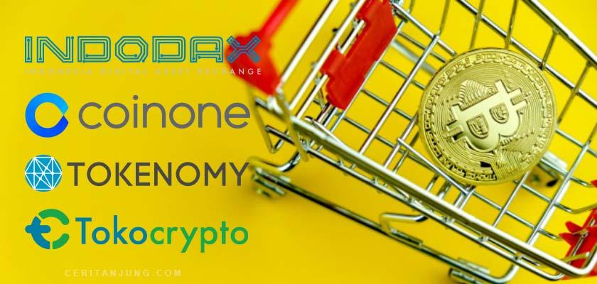 Daftar 7 Exchange Cryptocurrency Terbaik di Indonesia 2019