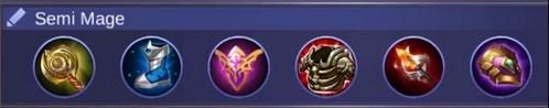 Build Gear Baxia Tersakit Mobile Legends