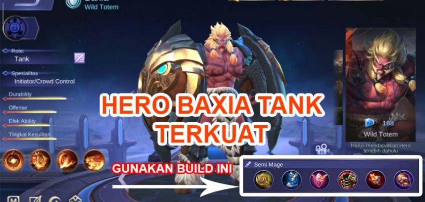 Kenali Hero Baru Baxia Mobile Legends Sebelum Beli