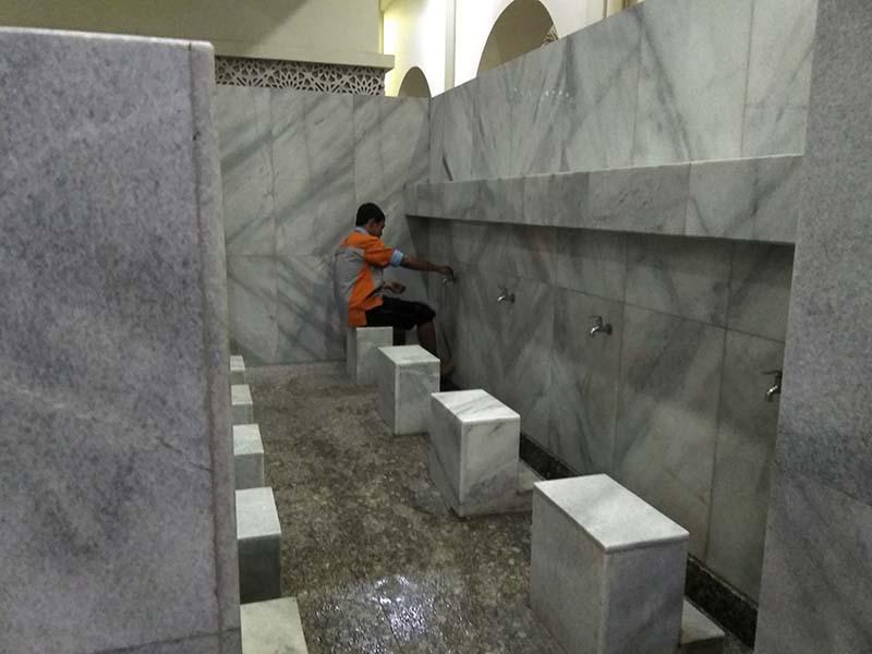 Megah Masjid KH Ahmad Dahlan Gresik