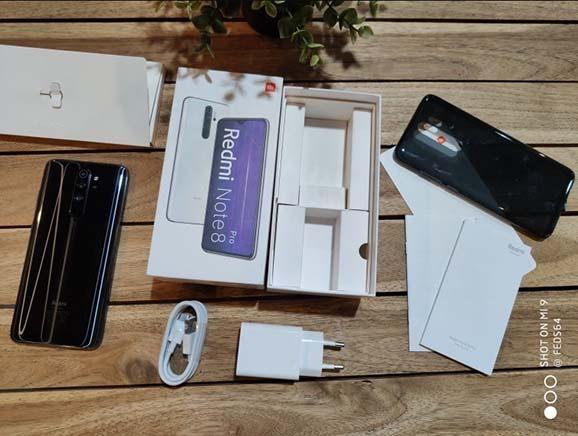 Unboxing Xiaomi Redmi Note 8 Pro Indonesia, Kamera 64 MP