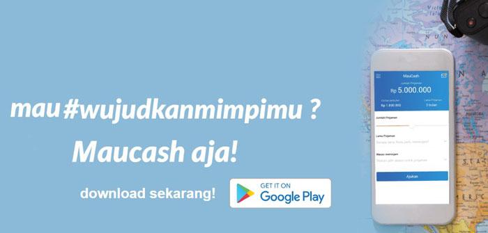 Mau Cash Inovasi Teknologi Keuangan di Era Digital