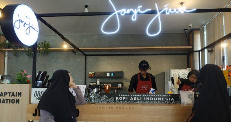 Belanja Handphone di WTC Sambil Nongkrong di Kopi Janji Jiwa Surabaya