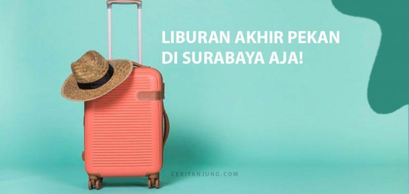 Liburan Akhir Pekan di Surabaya Aja dengan OYO Hotels Indonesia