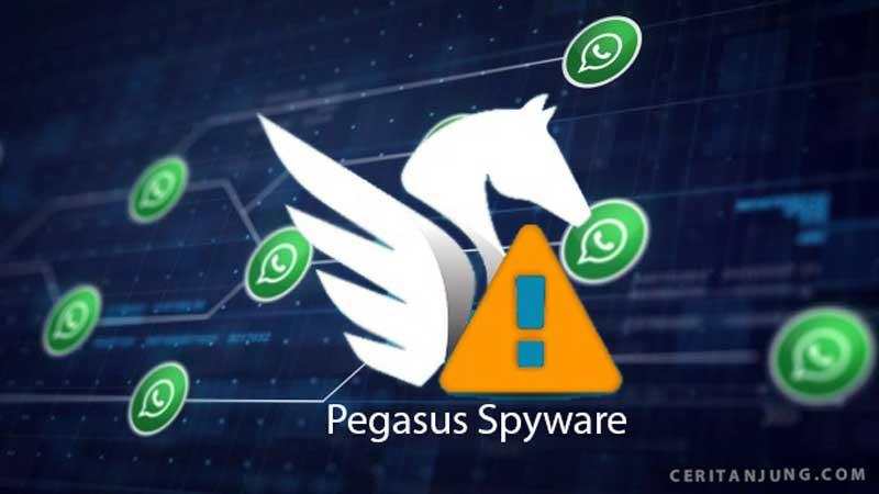 Pegasus Spyware WhatsApp