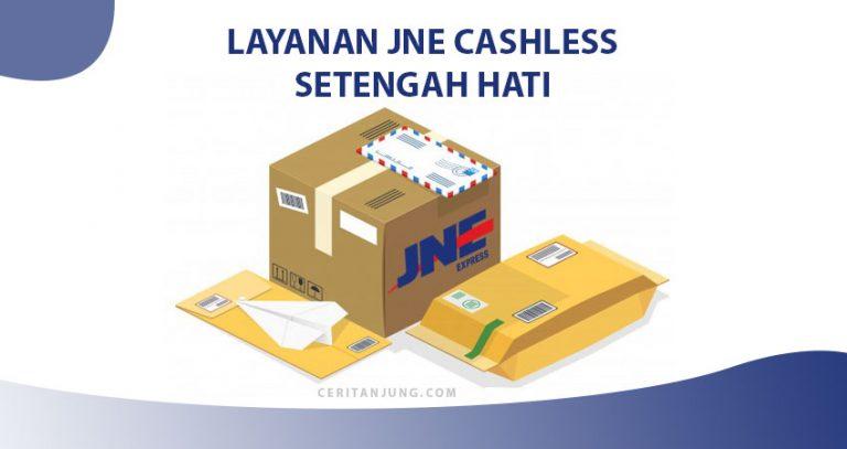 Pelayanan Counter JNE yang Setengah Hati (Mulai dari Tidak Menerima Cashless)