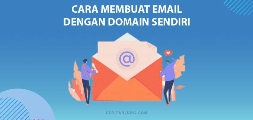cara membuat email dengan domain sendiri di gmail