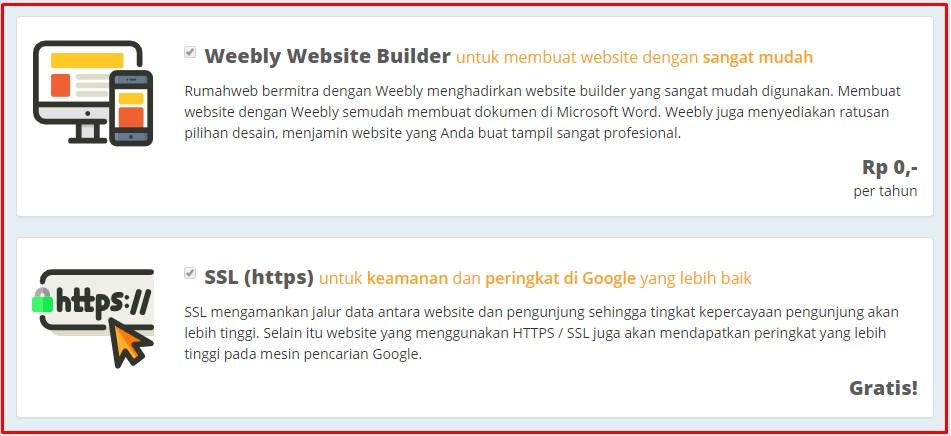 membuat website toko online dengan web builder