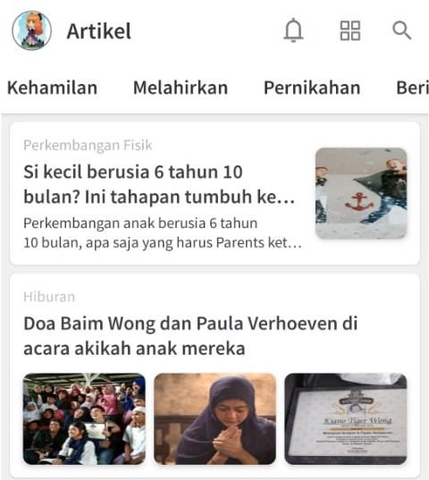 artikel the asian parent