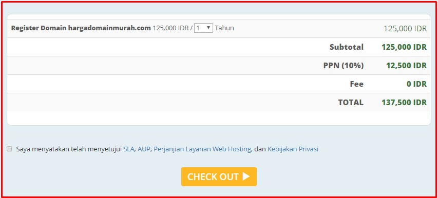 domain rumahweb