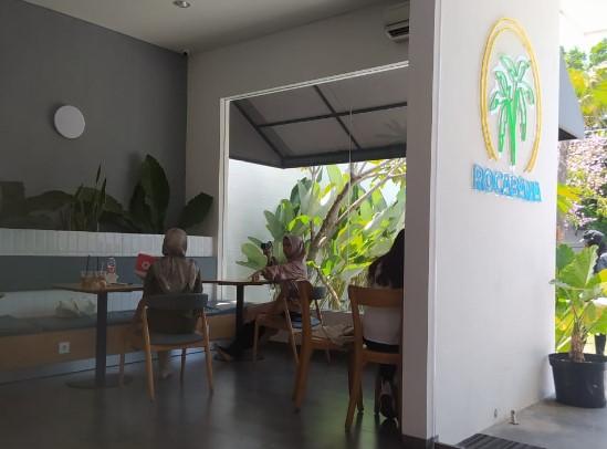 Rocabana Cafe Kediri Instagramable